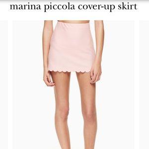 Kate Spade Marina Piccola Coverup Swim Skirt